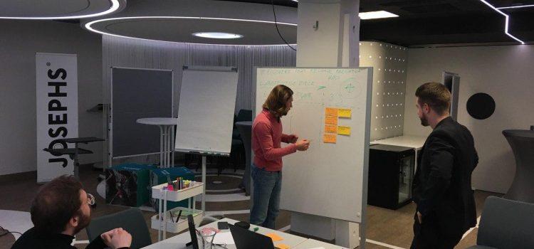 FAU und Josephs entwerfen  Ausrichtung des Regional Innovation Hub Nürnberg