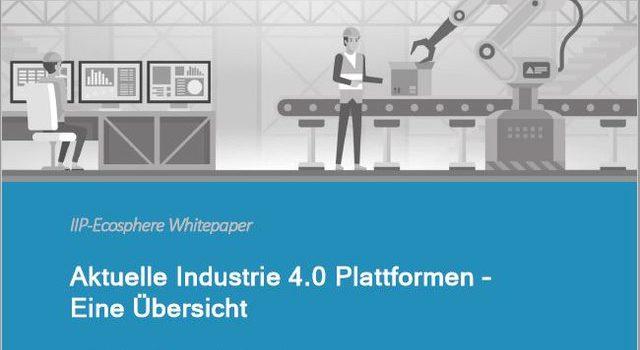 Whitepaper zeigt, was aktuelle IIoT-Plattformen tatsächlich bieten