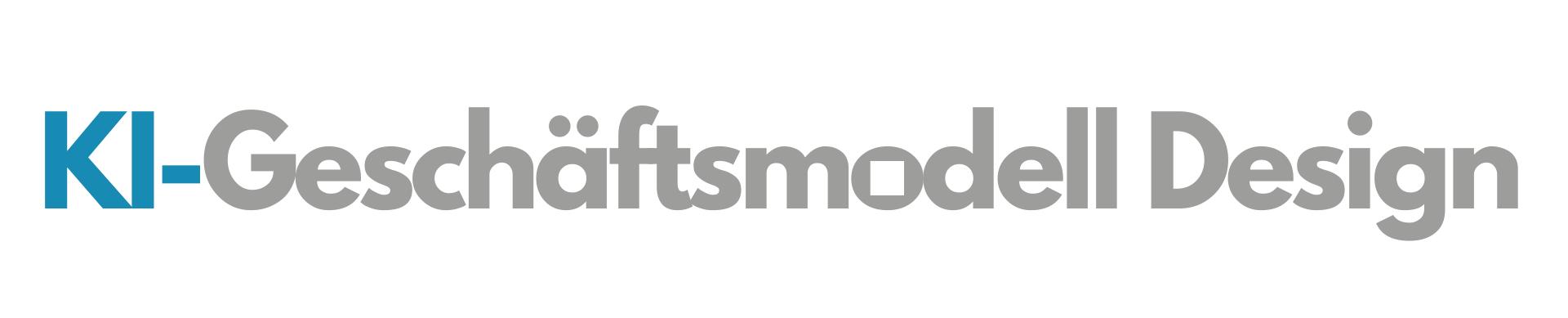 Logo KI-Geschäftsmodell Design Workshop